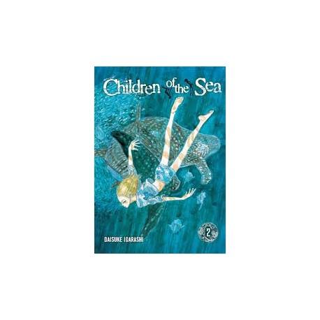 CHILDREN OF THE SEA DAISUKE IGARASHI n. 2
