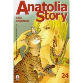 ANATOLIA STORY n. 24