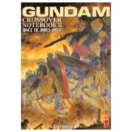 GUNDAM CROSSOVER NOTEBOOK 2 n. 2