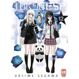 TOKYO ESP DI HAJIME SEGAWA n. 12