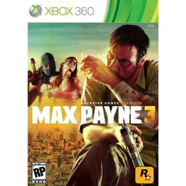 USATO MAX PAYNE 3   X360 USATO