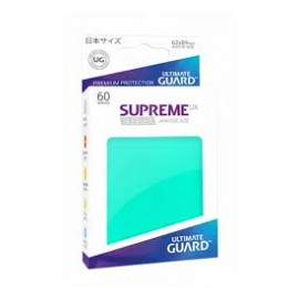 PROTEGGI CARD Sleeves Japanese Size Turquoise 60 ULTIMATE GUARD