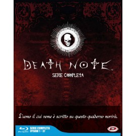 DEATH NOTE SERIE COMPLETA