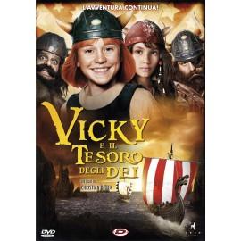 VICKY E IL TESORO DEGLI DEI