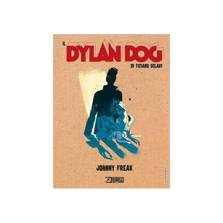 DYLAN DOG DI TIZIANO SCLAVI GOLCONDA n. 3