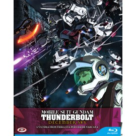MOBILE SUIT GUNDAM THUNDERBOLT DECEMBER SKY THE MOVIE