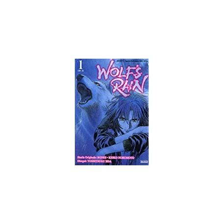 WOLF RAIN SERIE COMPLETA n. 1