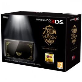 CONSOLE 3DS ANNIVERSARY + LEGEND OF ZELDA 25 TH USATO