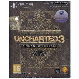 USATO Uncharted 3 L'Inganno Di Drake Explorer Edition PS3 USATO