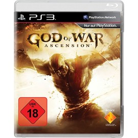 USATO GOD OF WAR ASCENSION EDIZIONE DA COLLEZIONE PS3 USATO