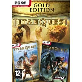USATO TITAN QUEST GOLD EDITION PC USATO