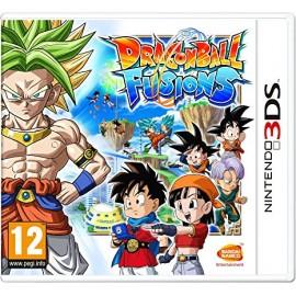 USATO DRAGON BALL FUSIONS 3DS USATO