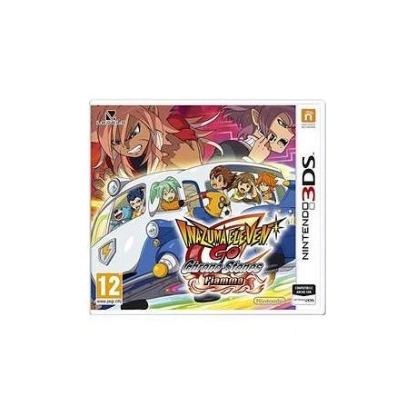 USATO INAZUMA ELEVEN GO CHRONO STONES FIAMMA 3DS USATO