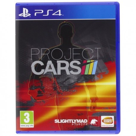 USATO PROJECT CARS PS4 USATO