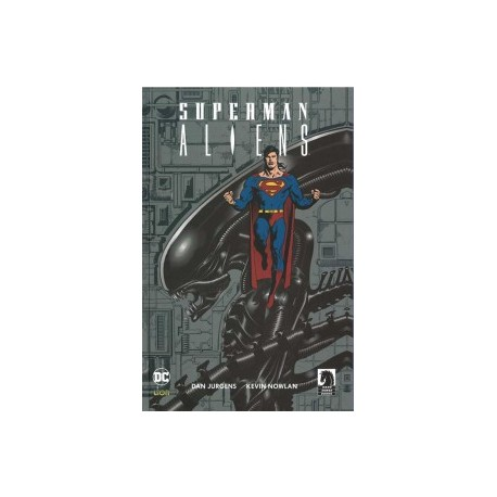SUPERMAN ALIENS INTEGRALE JURGENS/NOWLAN n. 1