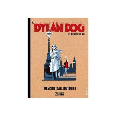 DYLAN DOG DI TIZIANO SCLAVI MEMORIE DALL'INVISIBILE n. 4