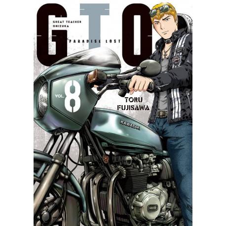 GTO PARADISE LOST n. 8