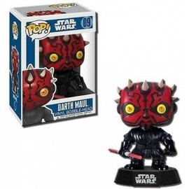 Bobble Star Wars Darth Maul 09 FUNKO