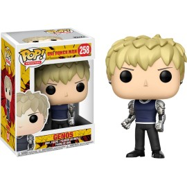 POP Vinile One Punch Man Genos FUNKO
