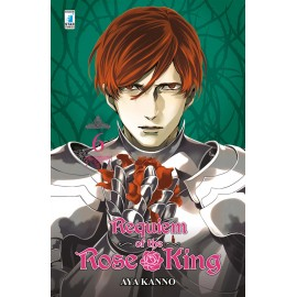 REQUIEM OF THE ROSE KING DI AKA KANNO n. 6