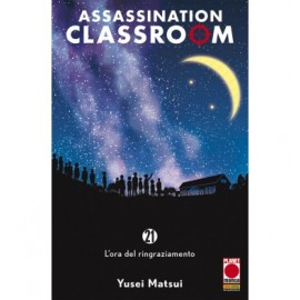 ASSASSINATION CLASSROOM n. 21