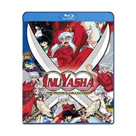 INUYASHA MOVIE COMPLETE COLLECTION 2 BRAY