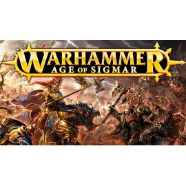 WARHAMMER AGE OF SIGMAR SCATOLA BASE WARHAMMER AGE OF SIGMAR