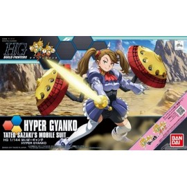 HGBF 1/144 HYPER GYANKO Gundam Build Fighters BANDAI