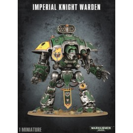 Imperial Knight Warden GAMES WORKSHOP
