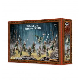 Wood Elves Eternal Guard GAMES WORKSHOP