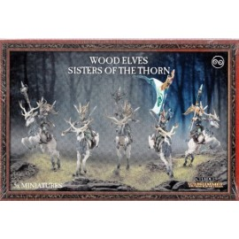 Wood Elves Sisters Of The Thorn GAMES WORKSHOP