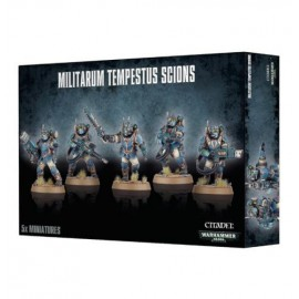 militarum scions tempestus GAMES WORKSHOP