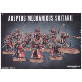 Adeptus Mechanicus Skitarii GAMES WORKSHOP