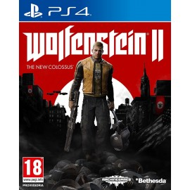WOLFENSTEIN NEW COLOSSUS II