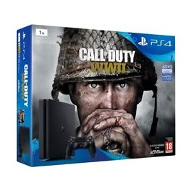 CONSOLE PlayStation 4 1TB con Call of Duty WWII e Dimmi chi sei