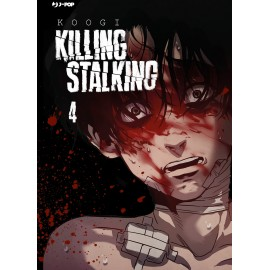 KILLING STALKING DI KOOGI n. 4