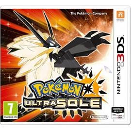 USATO POKEMON ULTRA SOLE LIMITED 3DS USATO