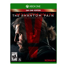 USATO METAL GEAR SOLID V THE PHANTOM PAIN XBONE USATO