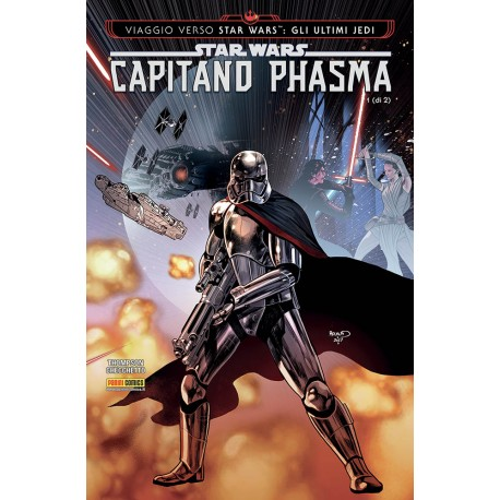 STAR WARS CAPITANO PHASMA DI 2 n. 1