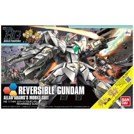 HGBF Gundam Reversible 1/144 BANDAI
