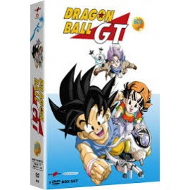 DRAGON BALL GT BOX