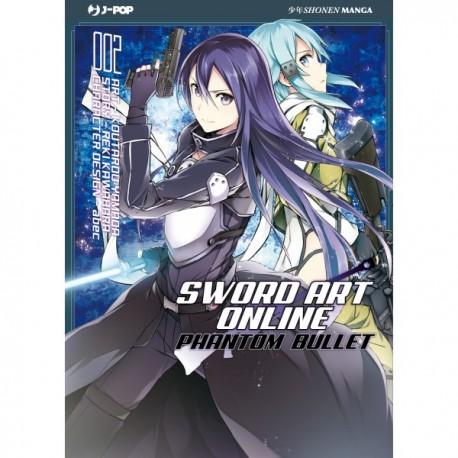 SWORD ART ONLINE PHANTOM BULLET n. 2