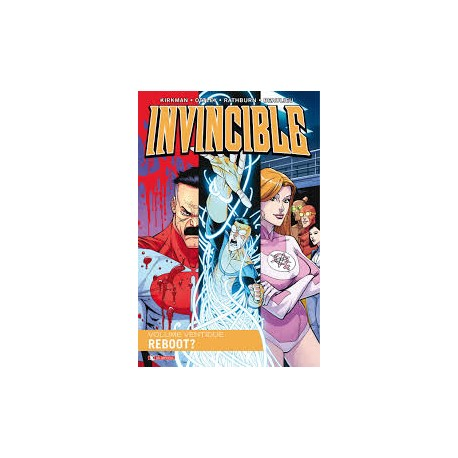 INVINCIBLE TP  REBOOT n. 22