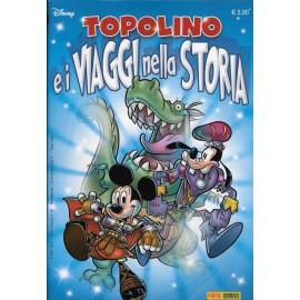 TOPOLINO E I GRANDI VIAGGI NELLA STORIA n. 1