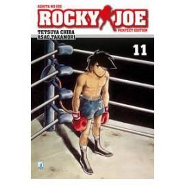 ROCKY JOE PERFECT EDITION DI CHIBA E TAKAMORI n. 11