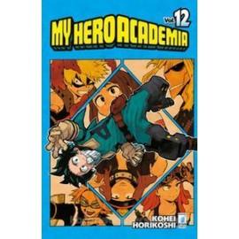 MY HERO ACADEMIA DI MASASHI KISIMOTO n. 12