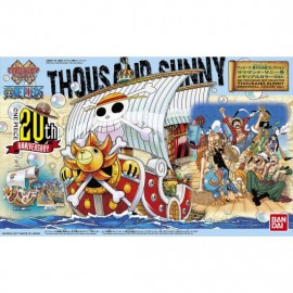 One Piece  Grand Ship Collection 14 Piccola Thousand Sunny Mem BANDAI