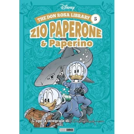 DON ROSA LIBRARY ZIO PAPERONE E PAPERINO n. 5