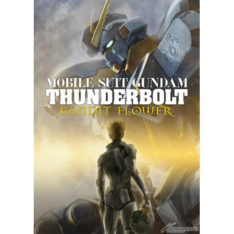 MOBILE SUIT GUNDAM THUNDERBOLT BANDIT FLOWER MOVIE