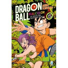 DRAGON BALL FULL COLOR SAGA DEL GIOVANE GOKU n. 5